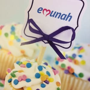 Small Food Fund Card - Cupcakes